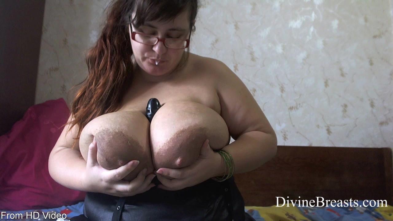 Chubby named women big boobs