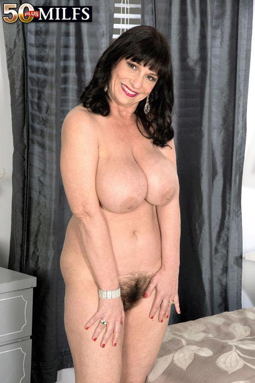 Big Tits Hairy Anal Creampie