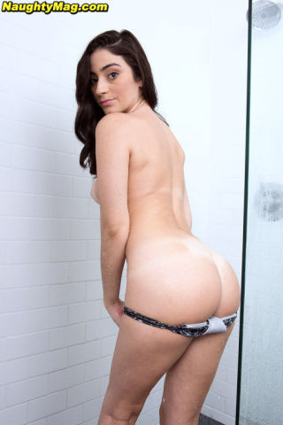 porn Jasmine Vega shower -naughty mag