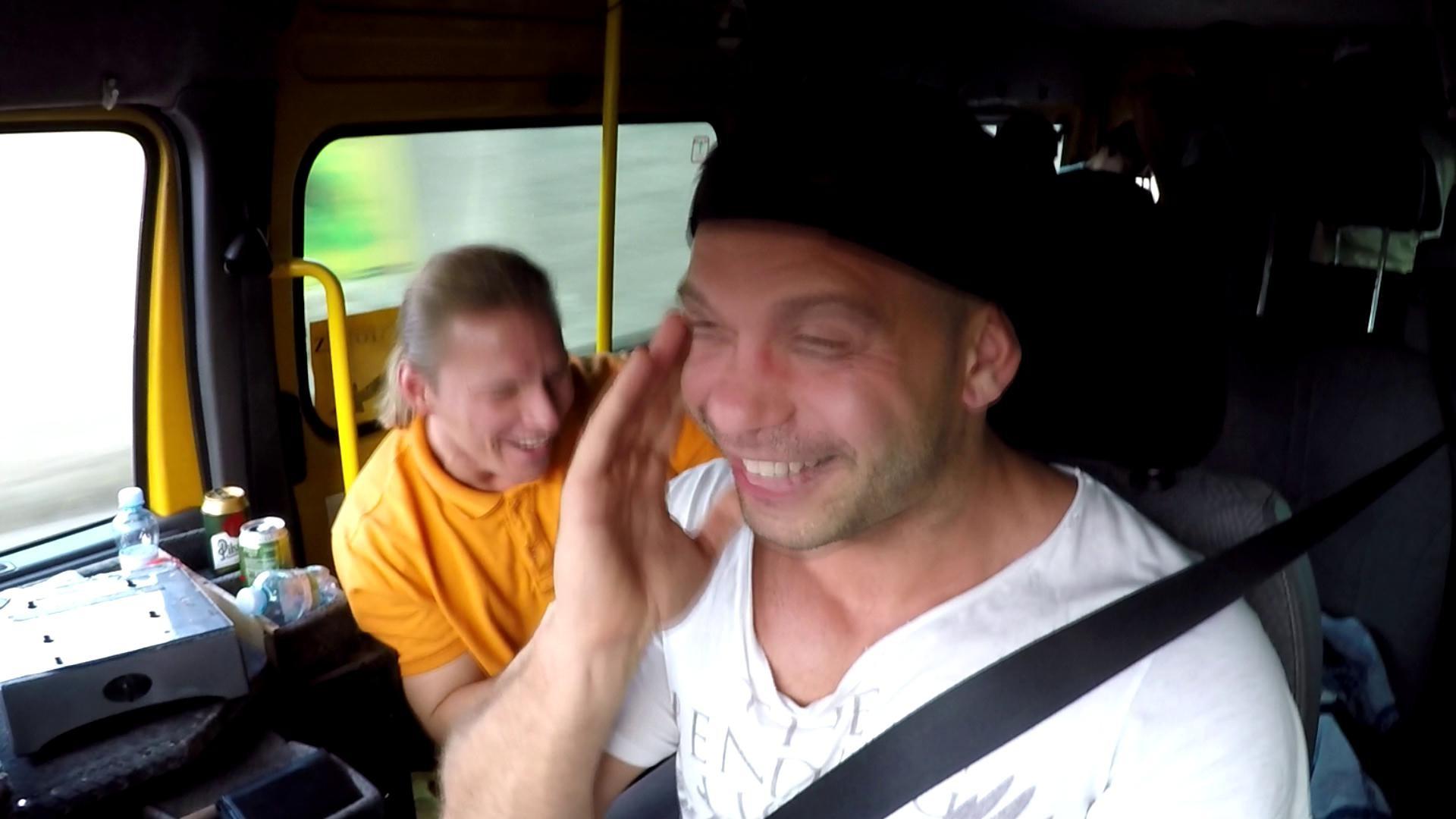 Bang Bus Vitaly