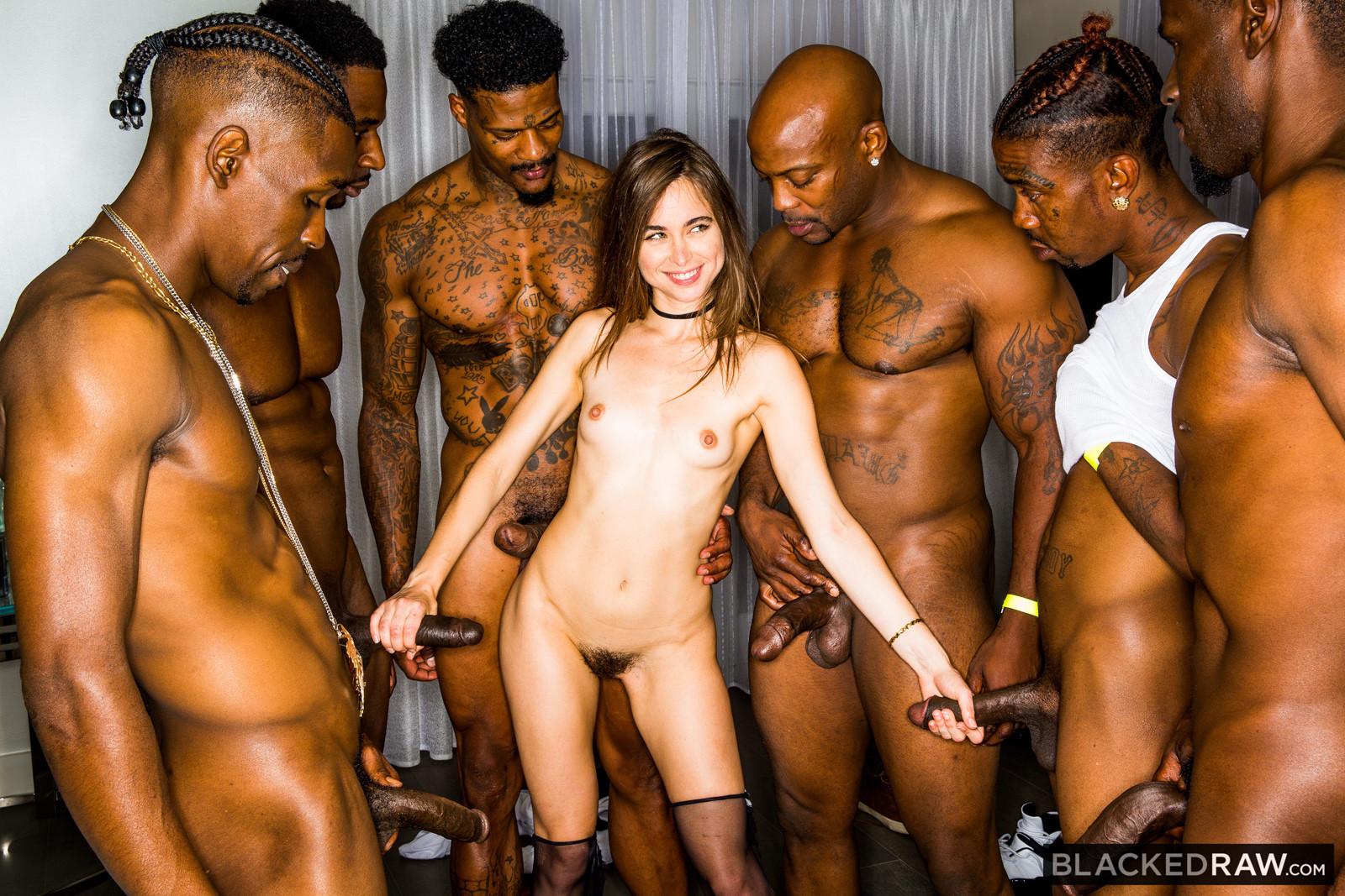 Blacked Raw Karlee Grey