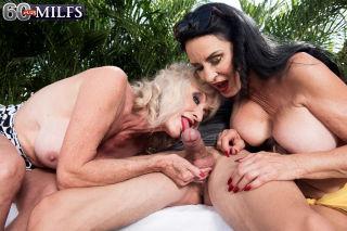 Rita Daniels    60 Plus Milfs    Blowjob    Cougar    Deapthroat    Granny    Hardcore    Mature    Outdoor    Threesome thumbnail