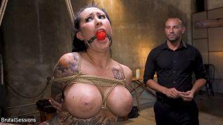 Lily Lane    Stirling Cooper    Kink    BDSM    Big Tits    Bondage    Brunette    Pornstars    Pussy    Spanking    Submissive thumbnail