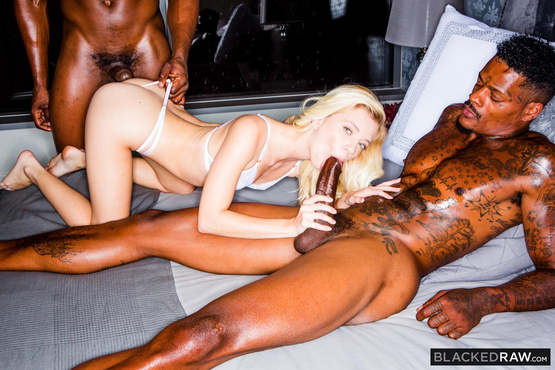 Pervcity Blonde Anal Threesome