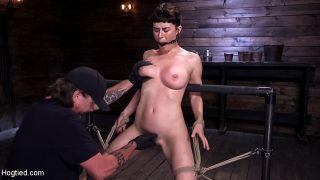 Olive Glass    Hogtied    BDSM    Big Tits    Bondage    Brunette    Pornstars    Spanking    Tied thumbnail