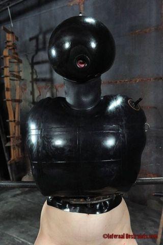 Marina Mae    Infernal Restraints    BDSM    Bondage    Brunette    Pornstars    Spanking    Submissive    Tied    Toys thumbnail