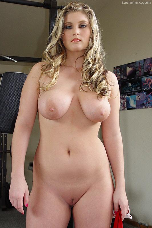naked chubby white trash